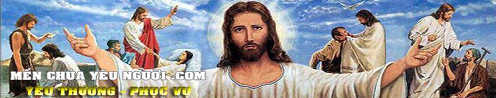 Mến Chúa Yêu Người