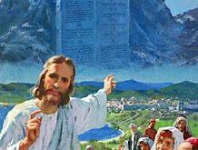 If ye love me, keep my commandments. John 14:15.