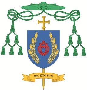[LT] Bishop Luy - Coat of arms